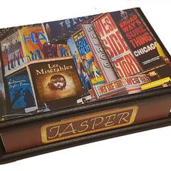 Musical Sensation Keepsake Treasure Trinket Jewellery Memory Wooden Box