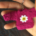 SALE! | Mini Sweater Keyring | Santa gift pressie | Happy daisy