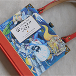The Wonderful Wizard of Oz - L. Frank Baum - Bag made from a book