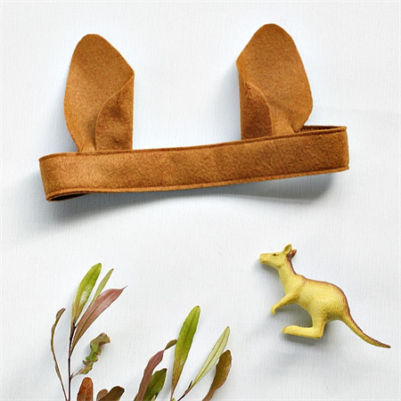 Kangaroo Ears - Kids costume - Book week - Fox Costume - Boys Costume