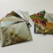 Handmade Envelopes (5), Snail Mail Stationery, Literary & Historical Text Images