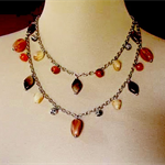 Earthr Gem Stones Necklace