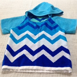 Boys Size 4 Beach Towel short sleeve shirt