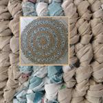 Rag Rug 65cm diameter
