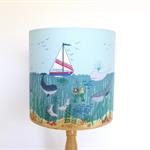 Mermaid Lampshade | Kids Lamp Shade | Children Room Decor