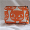 Alison's Cotton Cat Purse
