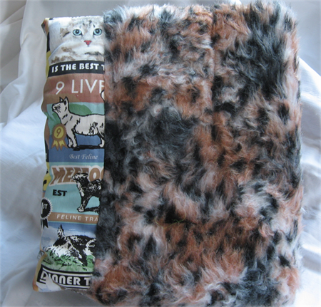 Cosy Cat Blanket