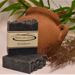 Sandalwood - with Activated Charcoal