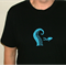 Mens screen printed octopus diver monster tshirt size XL
