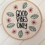 17 cm Embroidery Hoop