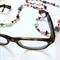 Glasses holder or necklace - Semi-precious stones