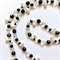 Glasses holder or necklace - freshwater pearl and crystal
