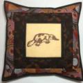 Australiana cushion cover - PLATYPUS