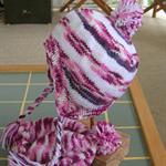 Baby hats x 2