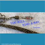 YOU WILL FIND A WAY bookmark