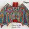 Fabric Dragon Wings & Dragon Mask - Custom Designed