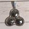 Pyrite Pendant Sterling Silver