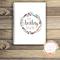Baby Record Book - Unisex - Boho Feather