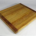 End Grain Cheese/Cutting Board #art0354
