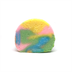Rainbow Sherbet Bubble Bar - solid bubble bath