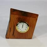 Unknown Hardwood Timber Clock #art0372