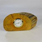 Garden Pine Timber Clock #art0374