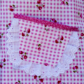 Strawberry Jam Girls apron