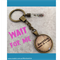 WAIT FOR ME keyring