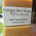 High Country Drover, mans soap, aftershave fragrance, Old Spice Dupe