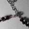 Steampunk Beaded Choker Necklace
