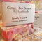 Lovely In Lace Hand Made Soap for Woman, Palm Oil Free,