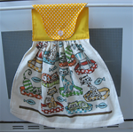 Cotton Cat Kitchen Hand Towel