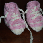 BABIES FIRST SNEAKERS