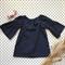 Baby Dress - Navy Spot