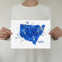 A4 print 'NSW' 