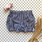 Baby Bloomers - Navy Gingham