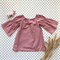 Baby Dress - Dusty Pink