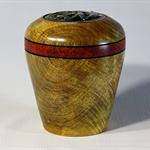 Mango Timber Potpourri Holder #art00324