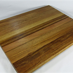 Edge Grain Hardwood Timber Cutting Board #art0391
