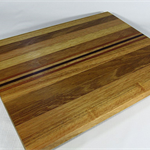 Edge Grain Hardwood Timber Cutting Board #art0390