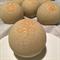 Orange Zest & Lemongrass Bath Bomb with Epsom Salts | Large 160g