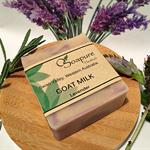 Goat Milk & Lavender Cold Process Soap