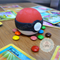 6x 3D Edible Fondant Poke Ball Surprise cupcake toppers Pokemon party