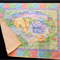 """NO. 33 - YELLOW DUCK POND QUILT 49"""" X 39"""""""