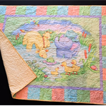 NO. 33 - YELLOW DUCK POND QUILT