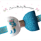 Mermaid Bow Headband * Choice of 3 Designs * Girls Baby Toddler
