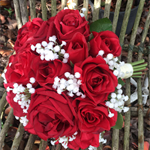 Missy May Bridal Bouquet