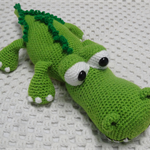 Crocodile toy, boy gift, toddler boy gift