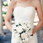 Twinkle Twinkle Bridal Teardrop Bouquet