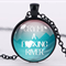 CRY ME A F*CKING RIVER Pendant